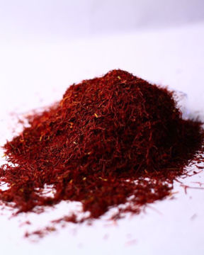 Picture of Saffron Powder (bits and pieces of red Stigmas), 10 gm