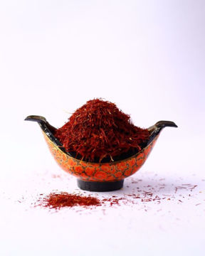 Picture of Saffron Powder (bits and pieces of red Stigmas), 100 gm