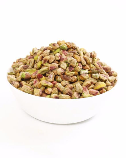 Picture of UNSALTED, Green Pistachios, 250 gm